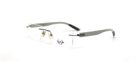 عینک طبی لوکا - LUCA BA506 - عکاسی وحدت - عکس زاویه سه رخ