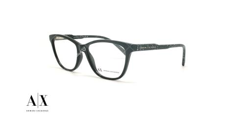 عینک طبی آرمانی اکسچنج  - ARMANI EXCHANGE AX3044- عکاسی وحدت - عکس زاویه سه رخ