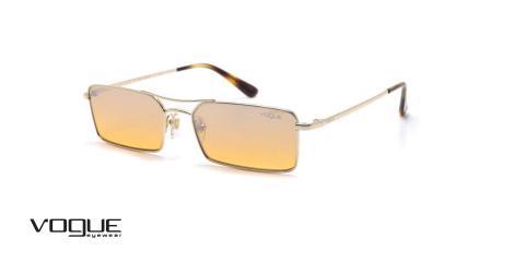 عینک آفتابی مستطیلی ای وگ - VOGUE VO4106s - عکاسی وحدت - عکس زاویه سه رخ