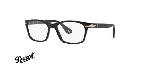 عینک طبی پرسول - PERSOL PO3012V - عکاسی وحدت - عکس از زاویه سه رخ