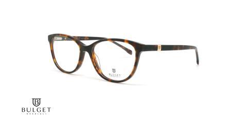 عینک طبی کائوچویی بولگت - BULGET BG6254 - عکاسی وحدت - عکس زاویه سه رخ