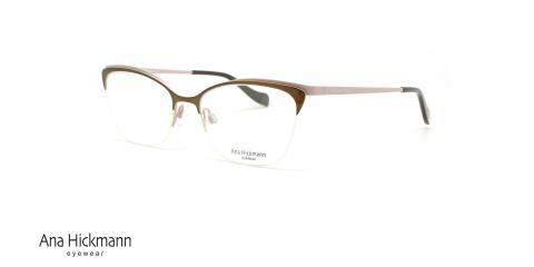 عینک طبی گربه ای آناهیکمن - ANA HICKMANN AH1354 - عکاسی وحدت - عکس زاویه سه رخ