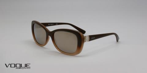 عینک آفتابی وگ مدل VO2943-SB با کد رنگ 25805A زاویه راست - عکاسی شده توسط اپتیک وحدت