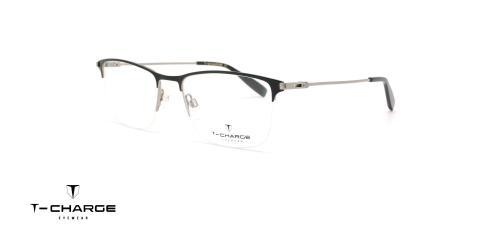 عینک طبی زیر گریف تی شارژ - TCharge T1272 - عکاسی وحدت - عکس زاویه سه رخ