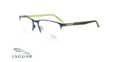 عینک طبی زیرگریف جگوار JAGUAR 33589 - مشکی - عکاسی وحدت - زاویه سه رخ