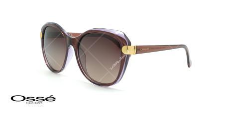 عینک آفتابی پلاریزه اوسه - Osse Polarized OS2605 - قهوه ای - عکاسی وحدت - زاویه سه رخ