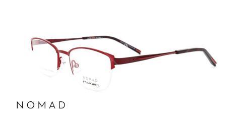 عینک طبی زیر گریف نوماد - NOMAD 40060N - اپتیک وحدت - عکس از زاویه یه رخ