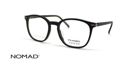 عینک طبی شبه مربعی نوماد - NOMAD 40106N - عکس از زاویه سه رخ