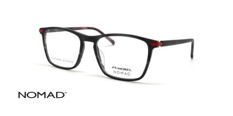 عینک طبی مربعی نوماد -Nomad 4017N - عکس از زاویه سه رخ