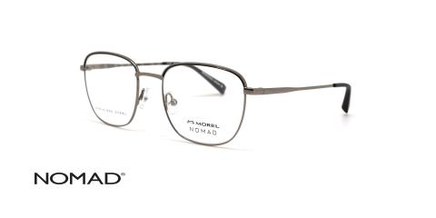 عینک طبی مربعی نوماد - NOMAD 40132N - عکس از زاویه سه رخ