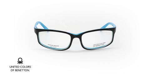 عینک طبی بنتون - BENETTON 8374 - عکاسی وحدت - عکس زاویه روبرو