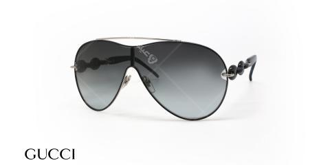 عینک آفتابی گوچی - GUCCI GG4203/S - عکاسی وحدت - عکس زاویه سه رخ