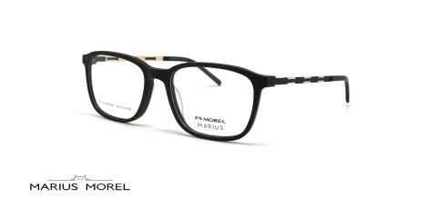 عینک طبی مستطیلی مورل - MARIUS MOREL 50077M - عکس از زاویه سه رخ