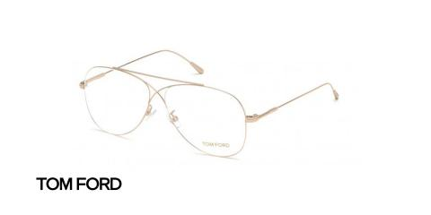 عینک طبی تام فورد - TOM FORD TF5531 - عکس زاویه سه رخ