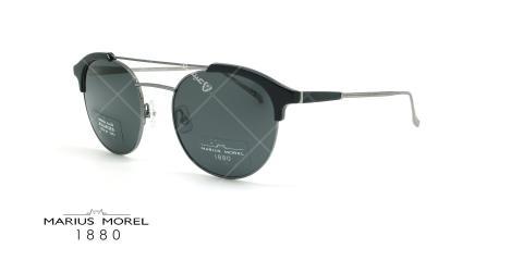 عینک آفتابی پولاریزه  ماریوس مورل Marius Morel Polarized 60055M - مشکی - عکاسی وحدت - زاویه سه رخ