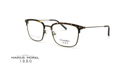 عینک طبی طرح کلاب مستر مورل 1880 - MARIUS MOREL1880 60083M-عکس از زاویه سه رخ
