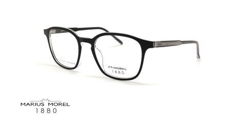 عینک طبی مربعی مورل1880 - MOREL 60094M - عکس از زاویه سه رخ