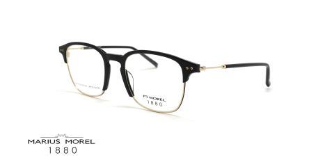 عینک طبی کلاب مستر مورل1880 -  Marius morel 60096M - عکس از زاویه سه رخ