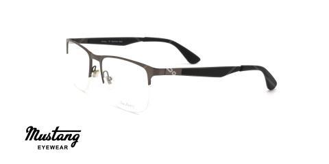 عینک طبی زیرگریف موستانگ - MUSTANG MU6794 - عکاسی وحدت - عکس زاویه سه رخ