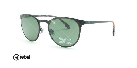 عینک آفتابی ربل  - REBEL 70026R - عکاسی وحدت - زاویه سه رخ