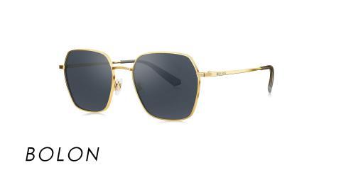 عینک آفتابی چند ضلعی بولون - BOLON BL7087 - اپتیک وحدت - عکس زاویه سه رخ