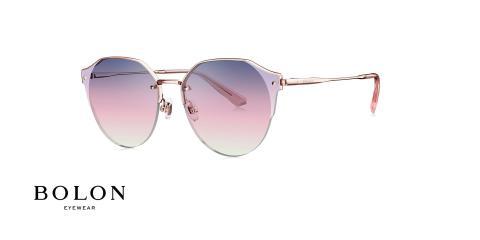 عینک آفتابی زنانه بولون - BOLON BL7109 - عکاسی وحدت - عکس زاویه سه رخ