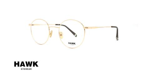 عینک طبی هاوک - HAWK HW 7233 - عکاسی وحدت - زاویه سه رخ