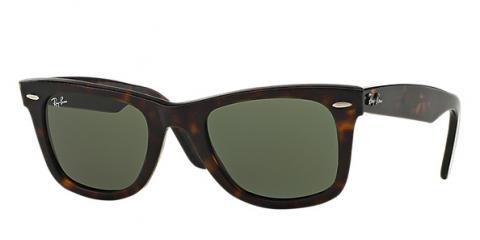 عینک آفتابی مشکی ریبن - مدل ویفرر - Wayferer