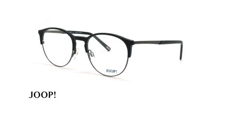 عینک طبی کلاب راند جوپ - JOOP 83233- مشکی - عکاسی وحدت - زاویه سه رخ