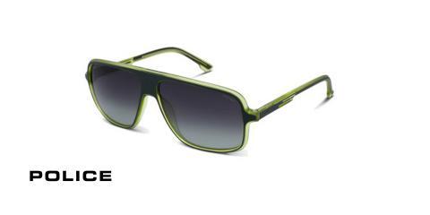عینک آفتابی خلبانی پلیس -  Police Offset2 SPL961 men's sunglasses - عکاسی وحدت - عکس از زاویه سه رخ