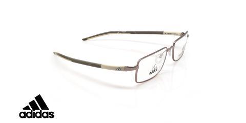 عینک فلزی آدیداس- Adidas a644 6057 - عکاسی وحدت - عکس زاویه سه رخ