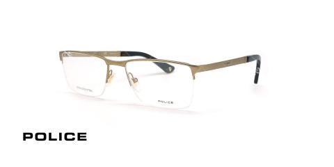 عینک طبی زیرگریف پلیس - POLICE VPLA59 ORIGINS26-عکاسی وحدت - عکس از زاویه سه رخ