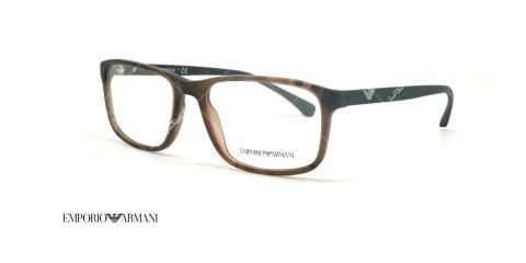 عینک طبی امپریو آرمانی - EMPORIO ARMANI EA3138 - عکاسی وحدت - عکس زاویه سه رخ