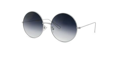 عینک آفتابی زینیا کد مدل Z8174 و کد رنگ 101GG زاویه راست - تصویر برداری توسط اپتیک وحدت