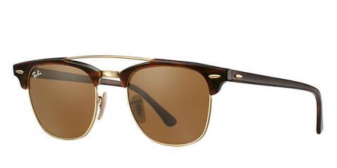 عینک آفتابی ری بن - کلاب مستر دو پل - Clubmaster Double Bridge - خرید آنلاین 1