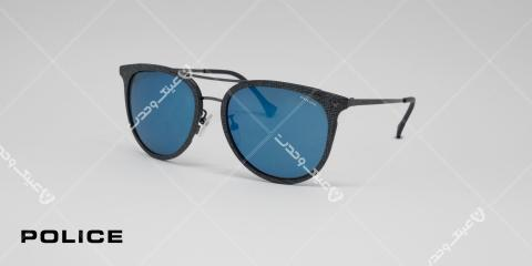 عینک آفتابی پلیس مدل SPL153N کد رنگ AG2X زاویه سه رخ - عکاسی شده توسط عینک وحدت
