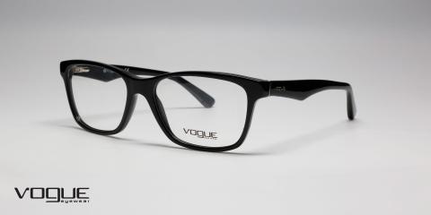 عینک طبی وگ - Vogue - VO2787 - رنگ مشکی - زاویه سه رخ