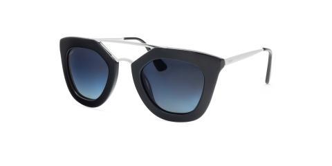 عینک آفتابی زینیا مدل Z8173 با کد رنگ 101GG زاویه راست - عکاسی شده توسط اپتیک وحدت