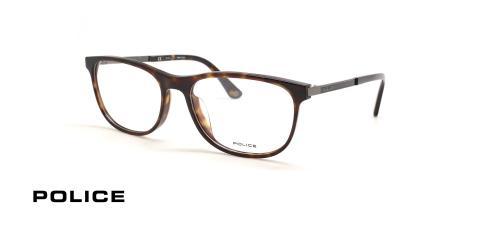 عینک طبی کائوچویی پلیس - POLICE VPLA45 RECORD4 - عکس زاویه سه رخ