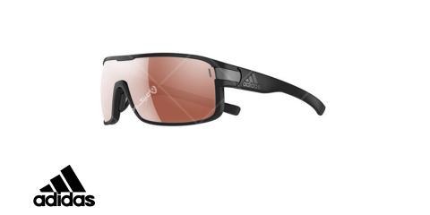 عینک آفتابی ورزشی آدیداس - Adidas ad03 - عکاسی وحدت -عکس زاویه سه رخ