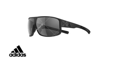 عینک آفتابی ورزشی آدیداس - Adidas ad22 - عکاسی وحدت -عکس زاویه سه رخ