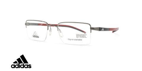 عینک طبی گریف آدیداس- عکاسی وحدت- زاویه سه رخ