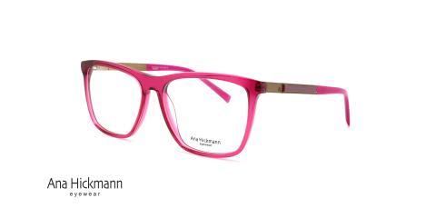 عینک طبی زنانه آناهیکمن - Ana Hickmann AH6232 - عکاسی وحدت - عکس زاویه سه رخ