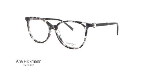 عینک طبی گربه ای زنانه آناهیکمن - Ana Hickmann AH6272 - عکاسی وحدت - عکس زاویه سه رخ