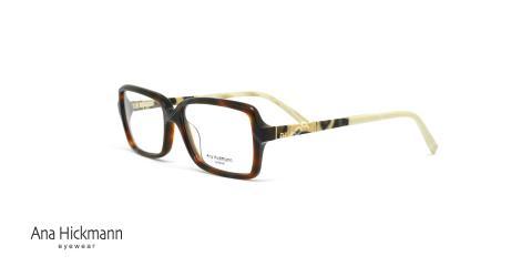 عینک طبی کايوچویی آنا هیکمن -  Ana Hickmann AH6194 G21 - عکاسی وحدت - زاویه سه رخ