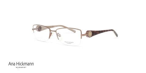 عینک طبی آنا هیکمن Ana Hickmann AH1196 - عکاسی وحدت - زاویه سه رخ
