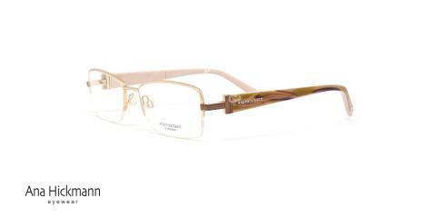 عینک طبی آنا هیکمن Ana Hickmann AH1268 - عکاسی وحدت - زاویه سه رخ