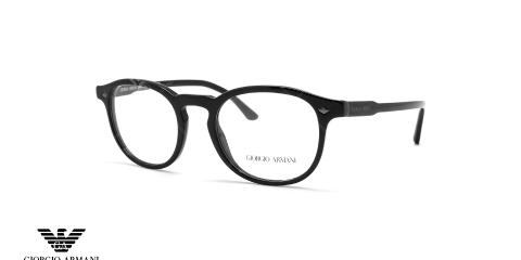 عینک طبی کائوچویی جورجیو آرمانی - GIORGIO ARMANI AR7136 - عکاسی وحدت - عکس زاویه سه رخ
