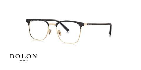 عینک طبی طرح کلاب مستر بولون - BOLON BJ7016 - عکس زاویه سه رخ