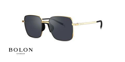 عینک آفتابی مربعی بولون - BOLON BL1006 - عینک وحدت - عکس زاویه سه رخ